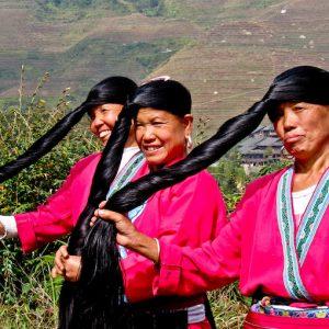 рисовая вода для волос