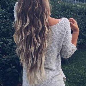 Спрей для волос с морской солью свомим руками