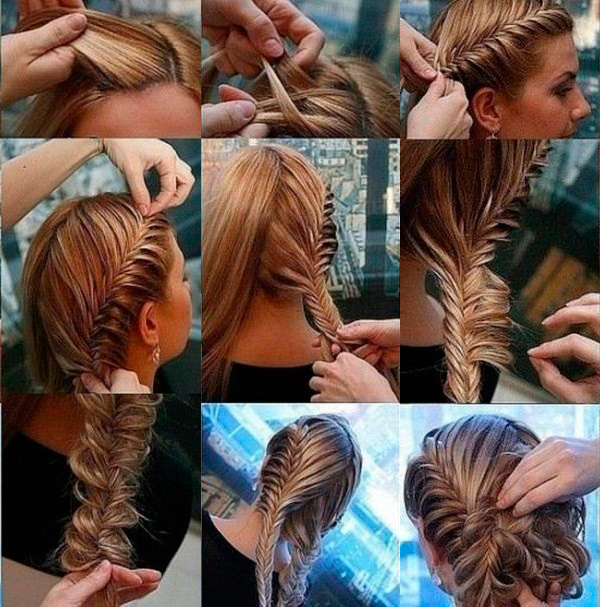 тонкая шерсть, плетение кос фото пошагово на средние волосы мебель занимает много