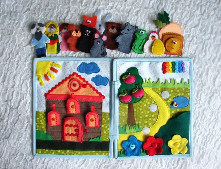 Мягкие книжки для детей видео 10