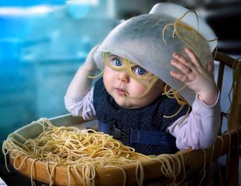 малыш не слушает