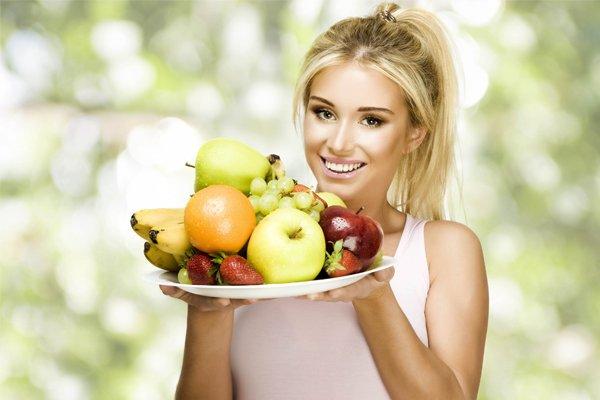 похудеть питаясь фруктами