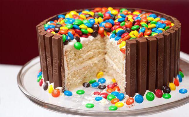 Торты на день рождения - быстрые и простые рецепты для дома на любой вкус: отзывы, время готовки, калории, супер-поиск, личная кк.