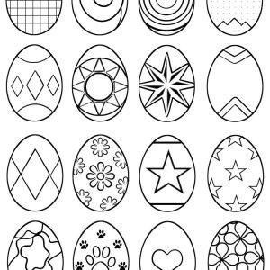 рисунки на пасху яйцо
