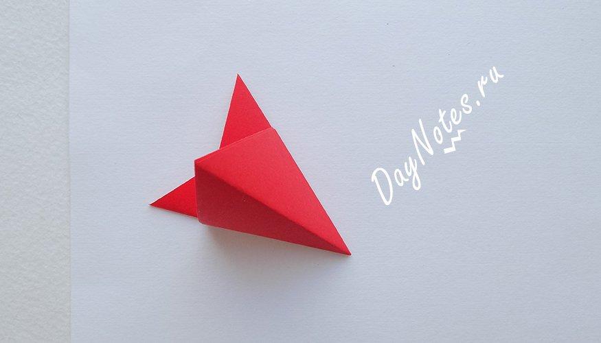 8 марта открытки оригами