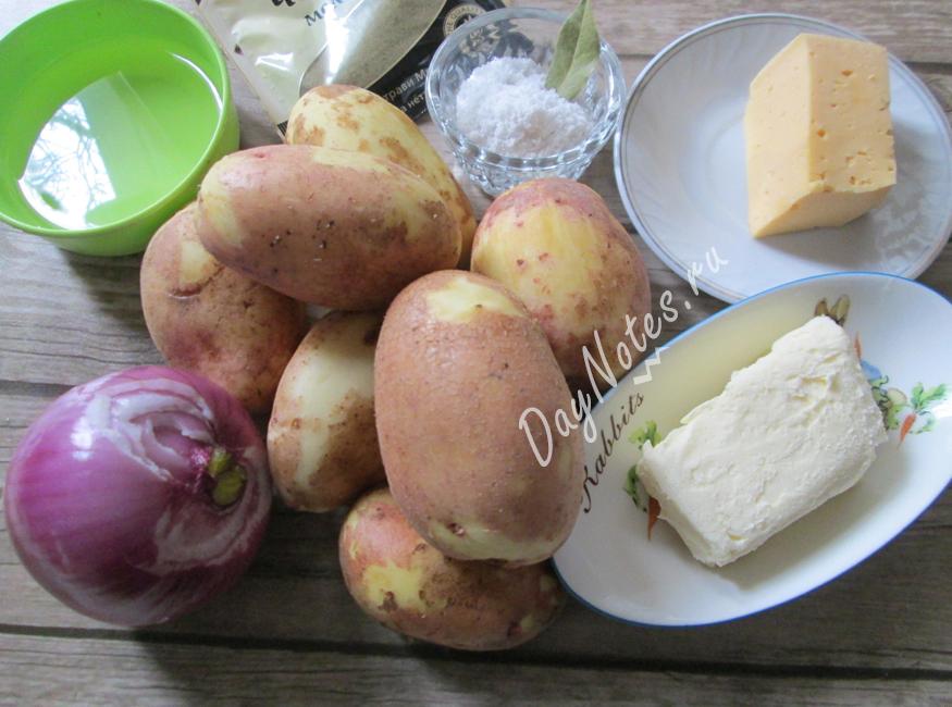 что приготовить из картошки быстро и вкусно без мяса