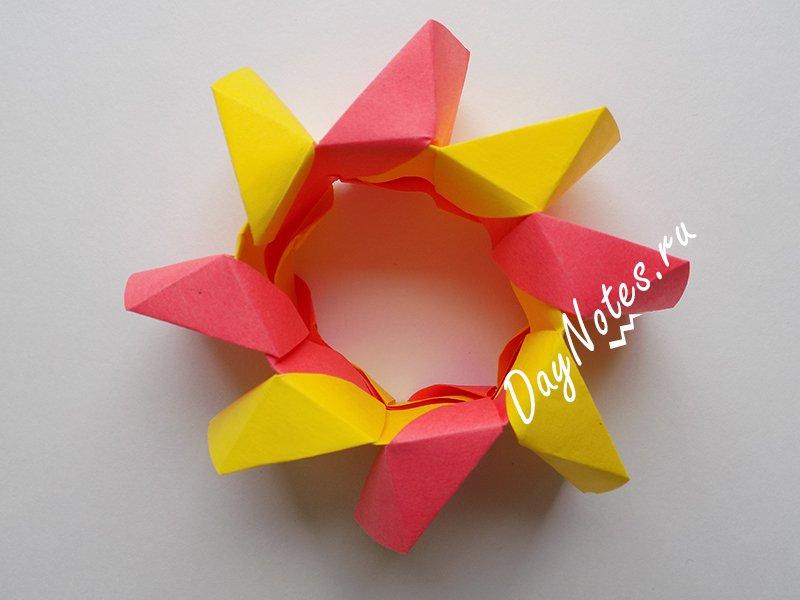 игрушки из бумаги своими руками для детей