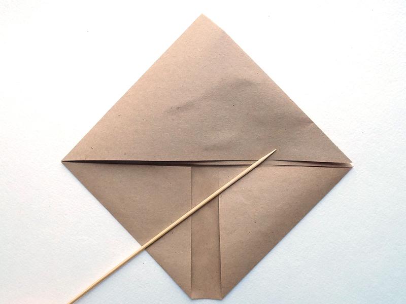 поздравительная открытка к 9 мая своими руками из бумаги