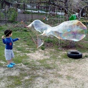 гигантский пузырь