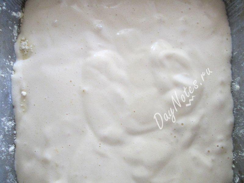 бисквит из кукурузной муки