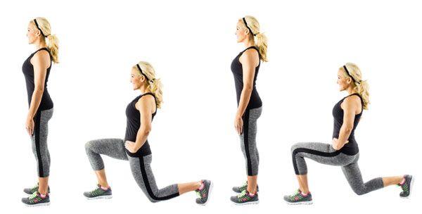 Как убрать жир над коленками в домашних условиях: топ упражнений
