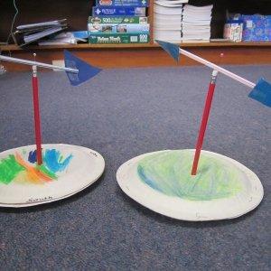 флюгер для детей