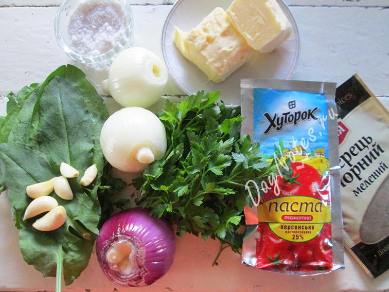 ингредиенты соус для риса
