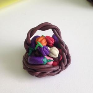 лепка из пластилина на тему осень