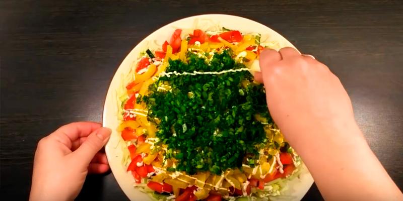 Вегетарианские салаты на новый год 2021 - простые и вкусные рецепты