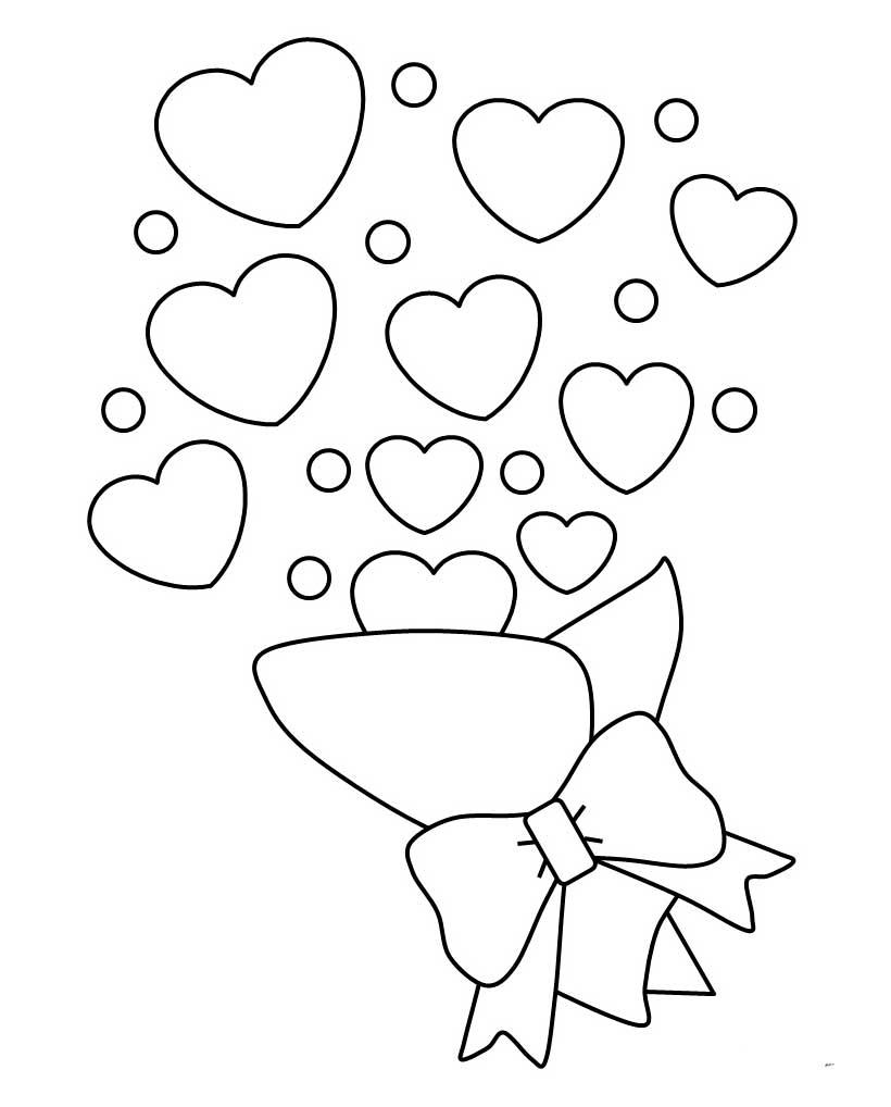 Открытки, шаблоны для открыток день святого валентина