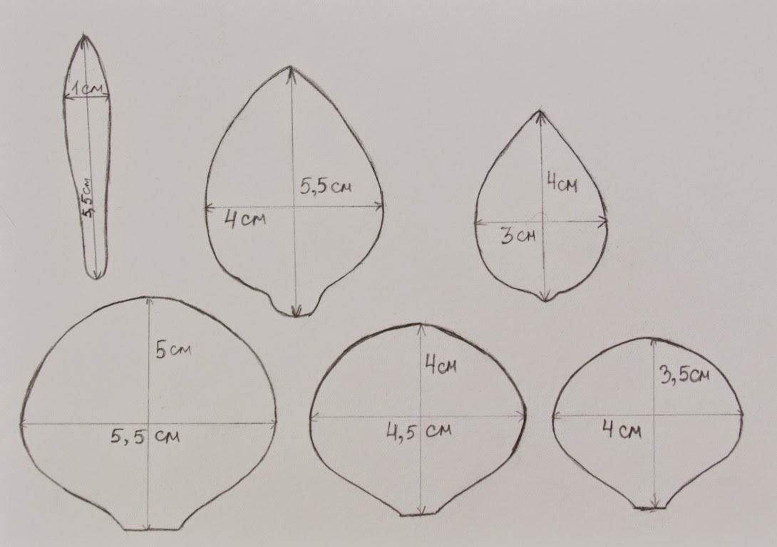Топиарий из фоамирана своими руками: мастер-классы и шаблоны