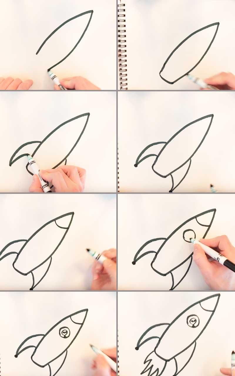 Малюнки космосу