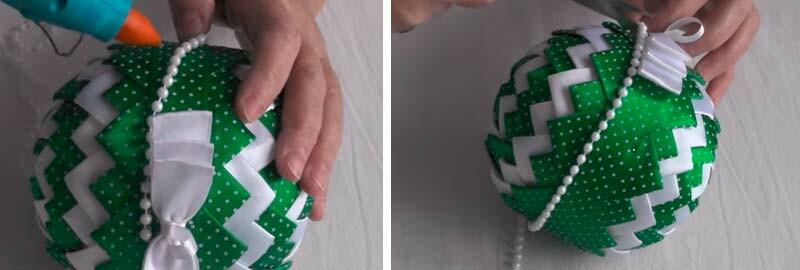 Новогодние шары своими руками на 2020 год    Как сделать прозрачный шар своими руками