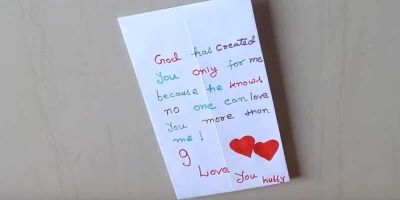 Открытки на День Святого Валентина из бумаги своими руками