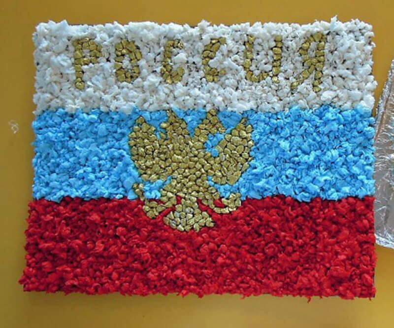 День России: какие смастерить поделки к 12 июня своими руками
