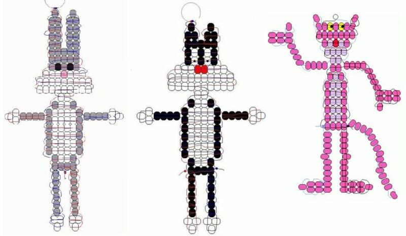 Поделки из бисера для детей: идеи и мастер-классы