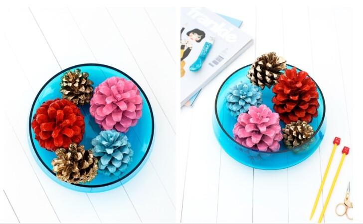 40+ фото лучших идей по созданию красивых самодельных поделок из шишек