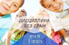 Как приучить ребенка к дисциплине без наказаний