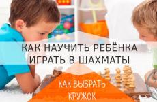 Как быстро заинтересовать и научить ребёнка играть в шахматы