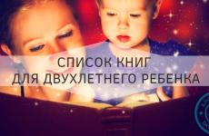 Книги для двухлетнего ребенка, которые помогут родителям