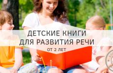 Известные авторские методики и книги для развития речи
