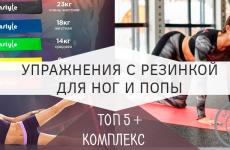 Фитнес резинка — стоящая новинка, мотивирует заниматься