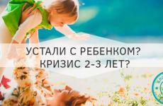 Воспитание ребенка 2-3 года, как не потерять авторитет