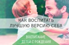 Как воспитать ребенка, который не усложнит вам жизнь и не будет в этом винить вас